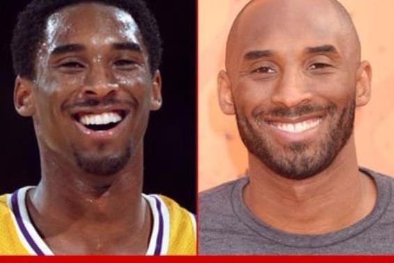 这些NBA球员有头发真的帅,科比发型真酷,吉诺比利惨遭邓肯毒手