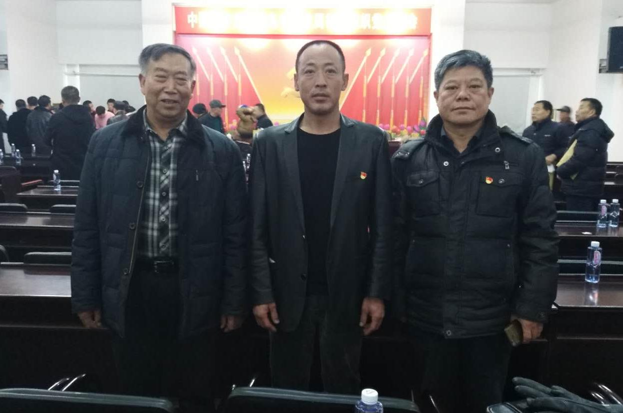 中共葫芦岛市民政局社会组织党员大会胜利召开