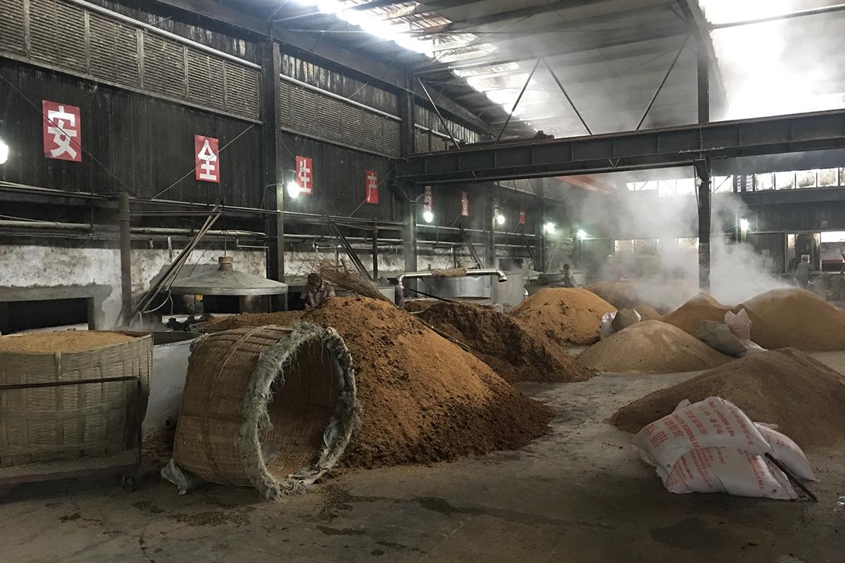 酒厂_邛崃散酒:四川金龙酒厂的酿造工艺