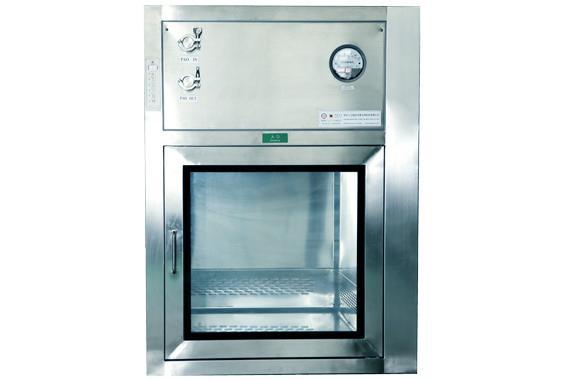 净化硫酸镁孔板设备传递窗的使用规范