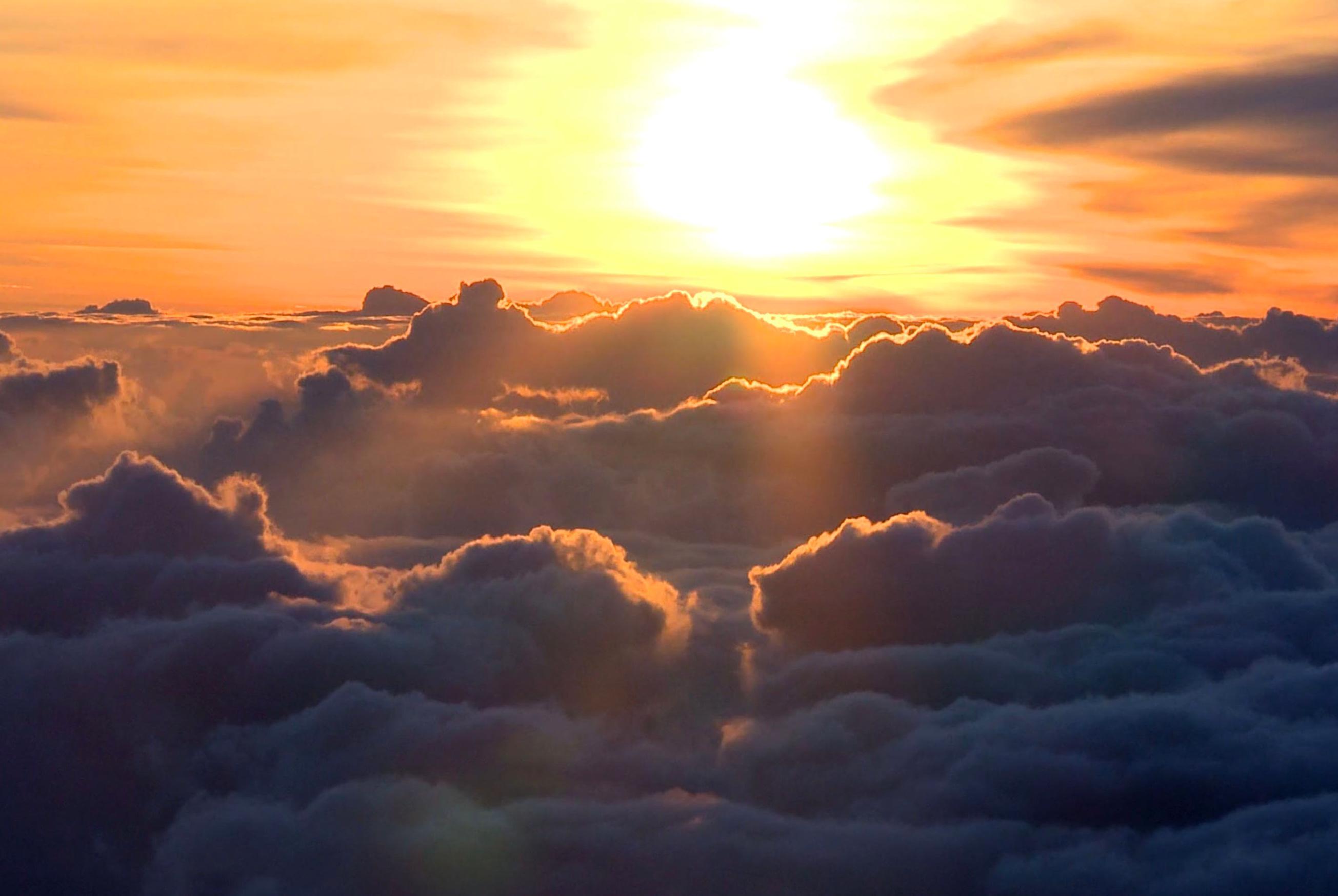 初升太阳矢量图