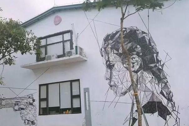 艺术   户外创意墙绘欣赏,融入生活的大众艺术!图片