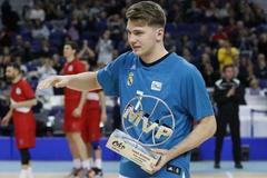 19岁超新星获欧冠MVP+最佳新秀 状元会是他吗?