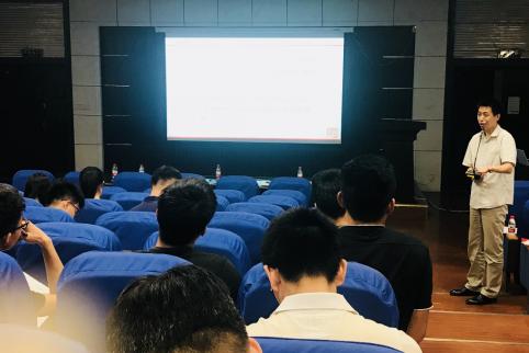中科建筑规划设计青年设计师培育工程在郑州大学开幕
