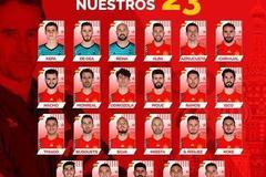 世界杯32强大名单:C罗领葡萄牙 梅西统阿根廷