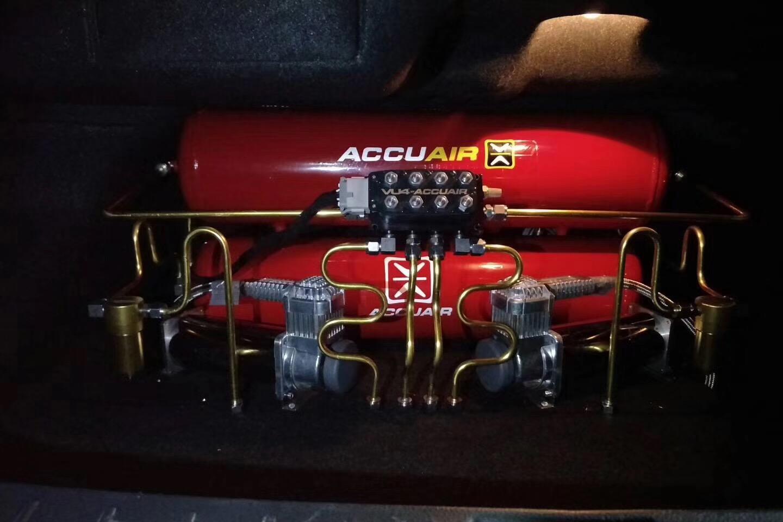accuair气动避震李洋分享英菲尼迪后备箱造型设计案例