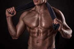 健身男的肌肉和肾怎样才能两全其美?!