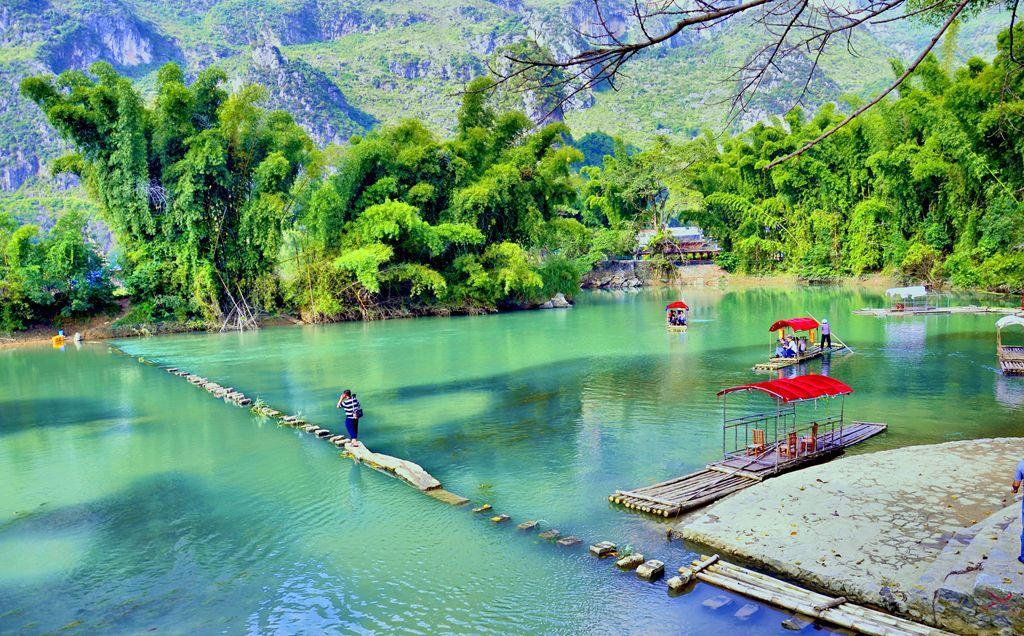 贵州罗甸县的大小井:风景优美宁静,最关键的是不要门票
