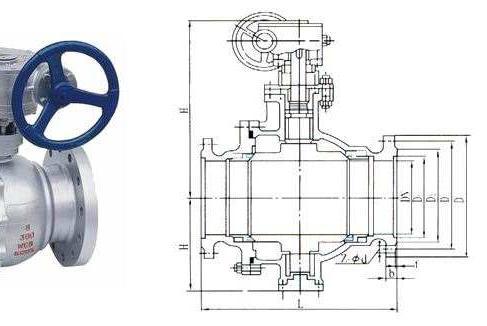 气动球阀的选型和应用分析图片