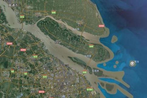 长江口离大海最近的岛屿不是崇明岛,而是佘山岛