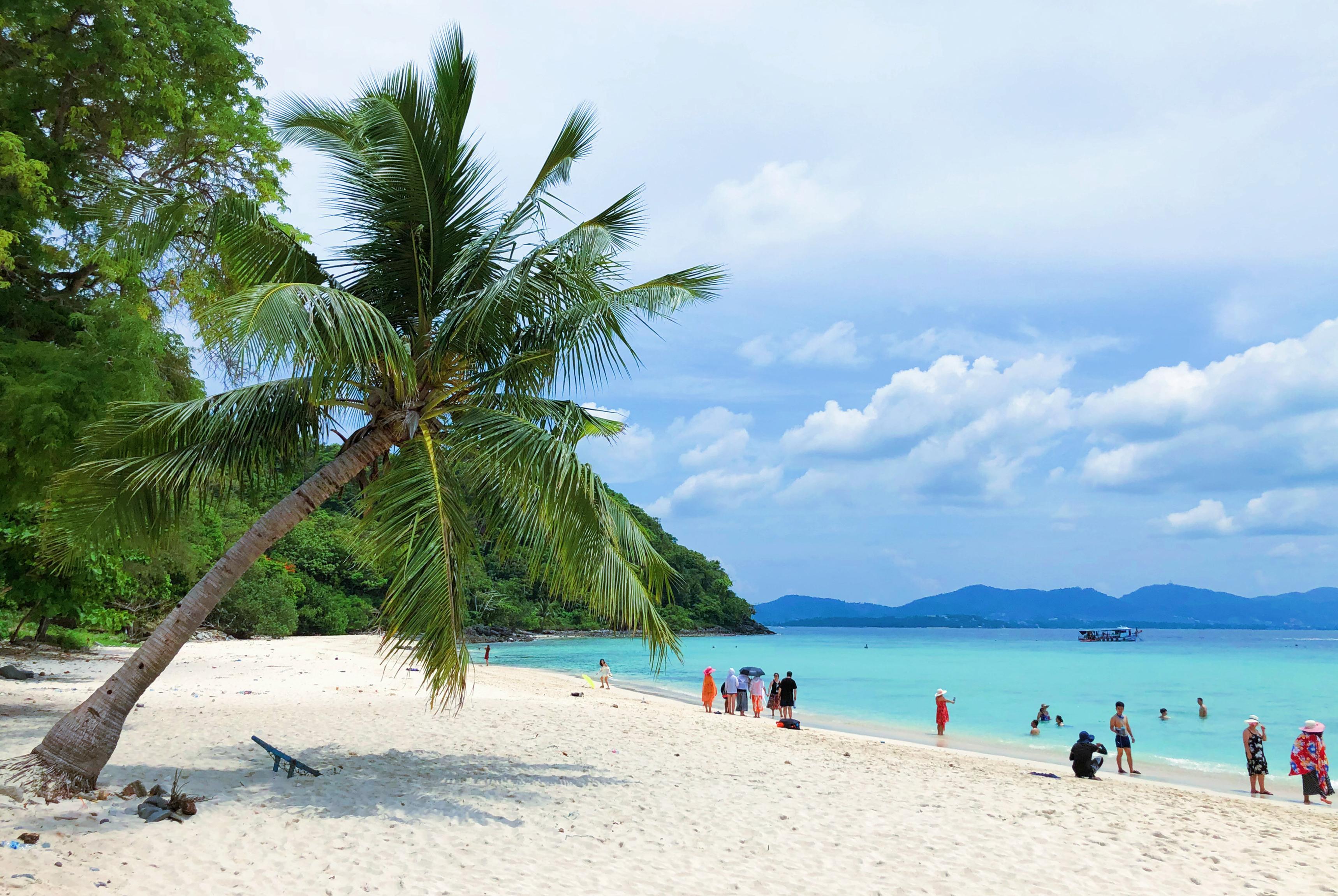 泰国普吉岛事发海域,跳岛游90%都是中国游客