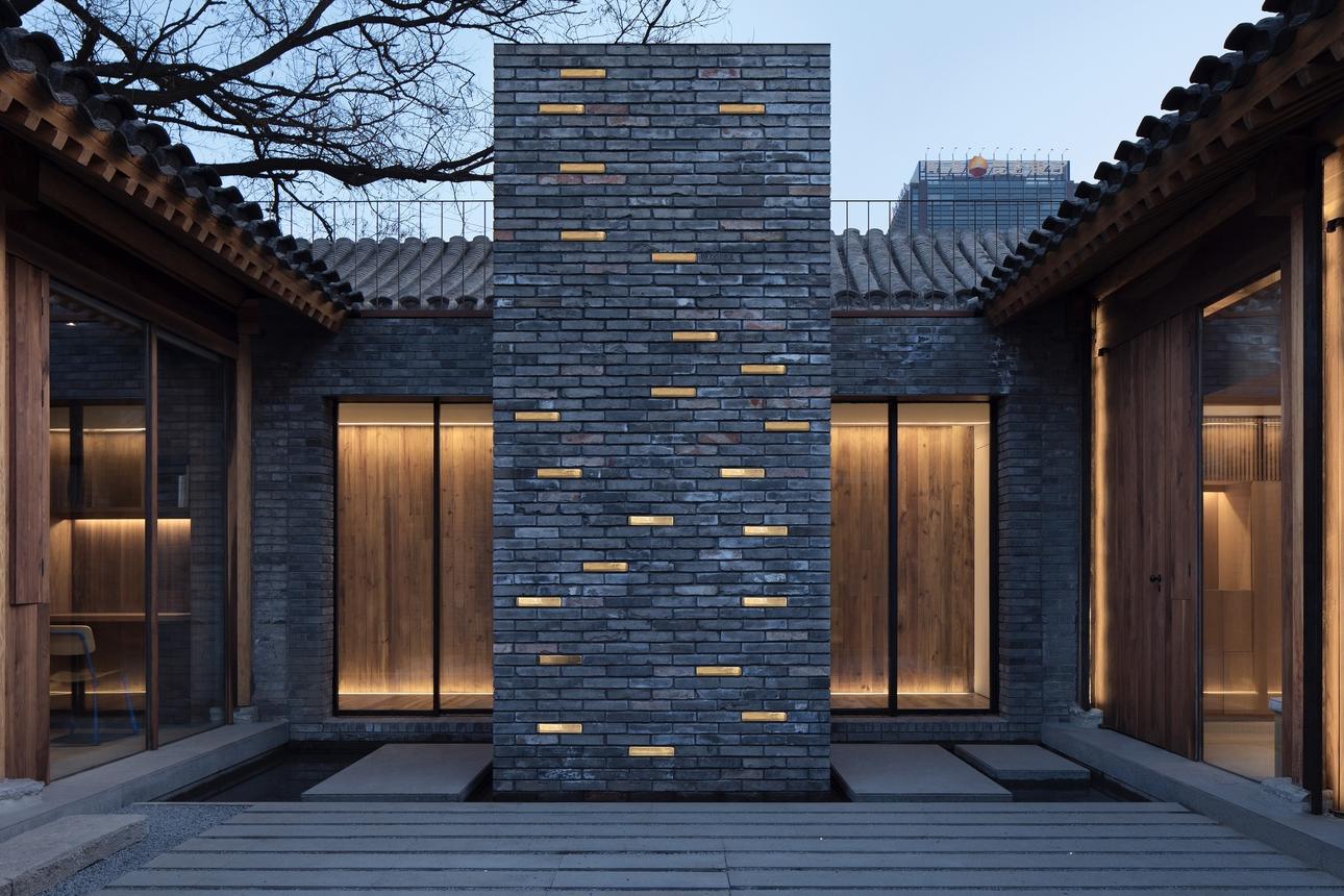 北京白塔寺胡同四合院变身惊艳民宿!设计让传统民居适应现代生活!