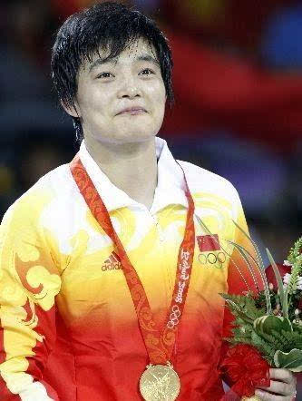 王姣 奥运会冠军 加入全国冠军联谊协会!