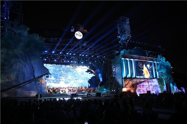 上海西岸音乐节_西岸艺场2017上海国际水岸音乐会正式启幕_新闻_雅昌新闻