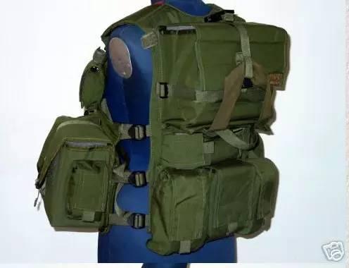 以色列国防军 idf 单兵装备预览