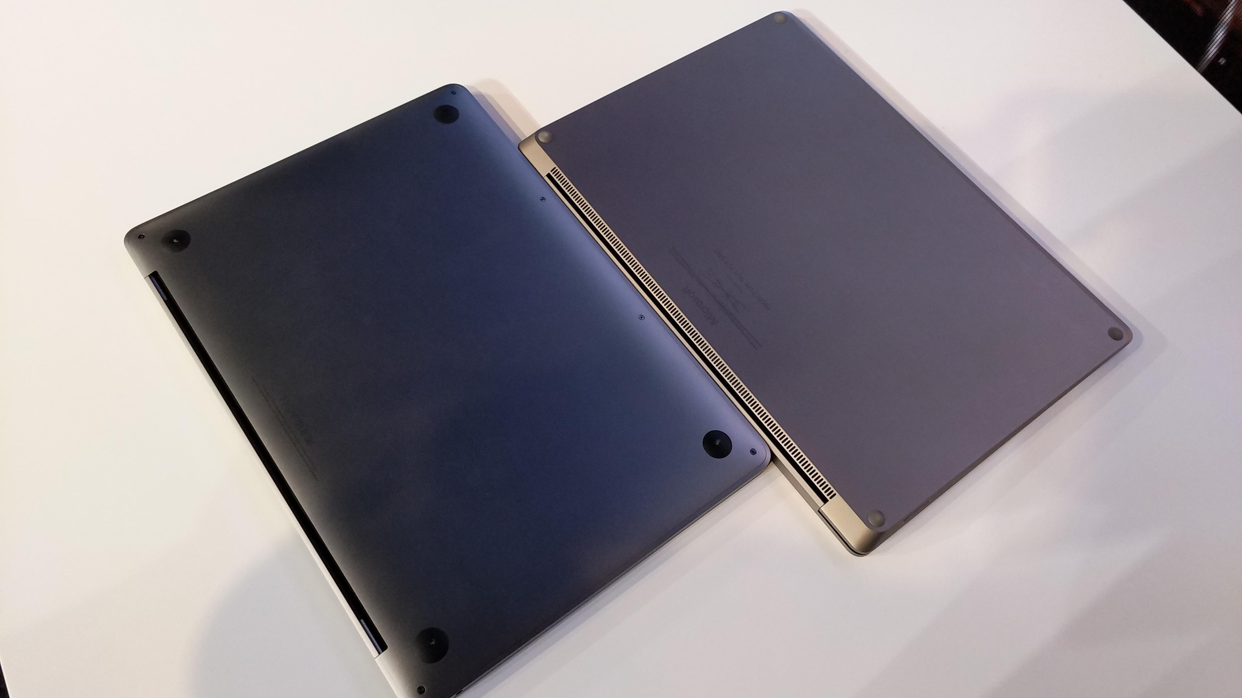微软Laptop对比苹果新款MacBook,你会选择谁?的照片 - 14