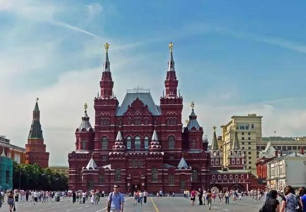 俄罗斯免签!组团去围观战斗民族的日常啦~!
