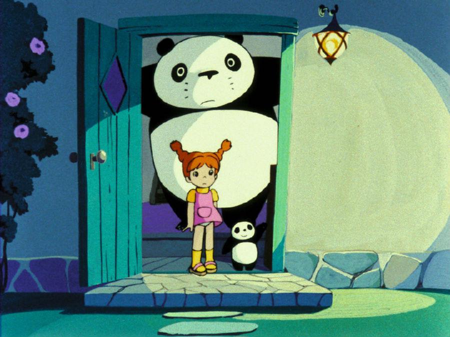 熊猫家族3