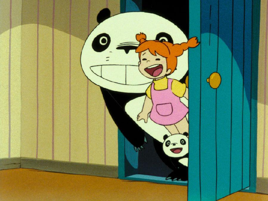 熊猫家族2