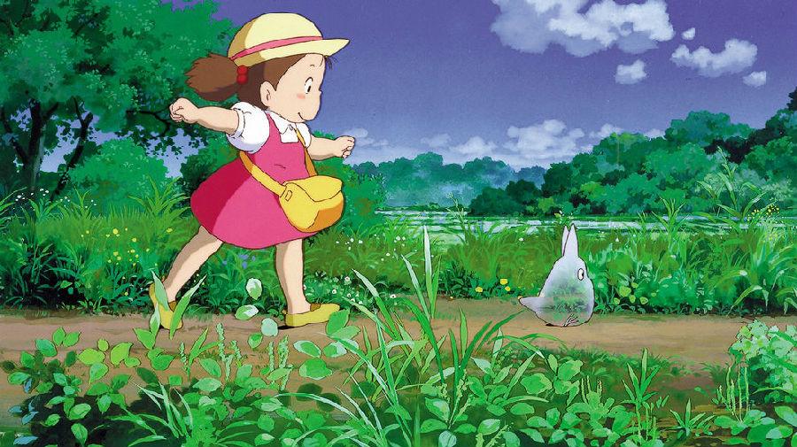 宫崎骏16部动画精美图片